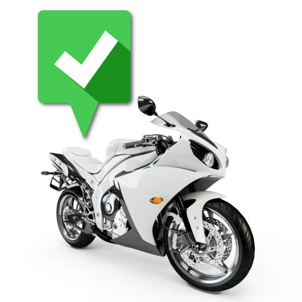 Motorrad Check